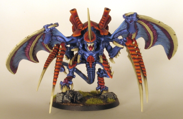 hive tyrant with wings