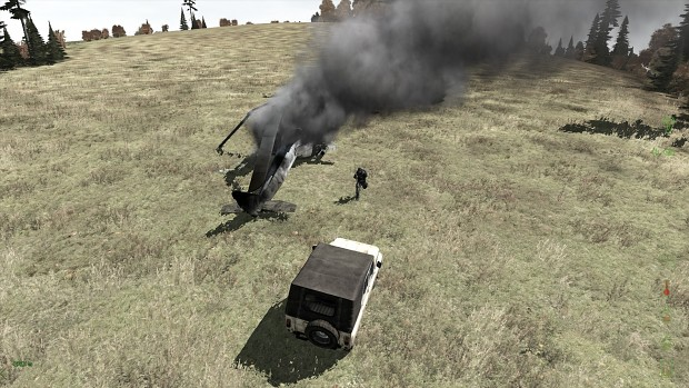 DayZ Gameplay Screenshots