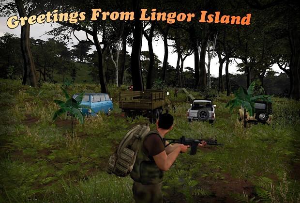 Greetings From Lingor Island