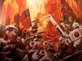 tau vs imperial guard wallpaper
