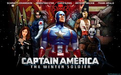 Captain America The Winter Soldier 2014 pic 2