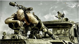 Mad Max - Fury Road - 2015 Movie pic wild