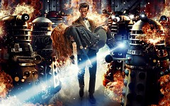 Dr who vs daleks