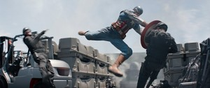 Captain America The Winter Soldier 2014 pic 1