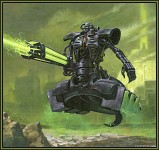 necron destroyer