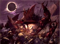 Dark Eldar warhammer 40k  The Raid