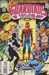 Guardians of the Galaxy - comic book cover spider