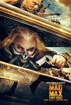 Mad Max - Fury Road - 2015 Movie poster