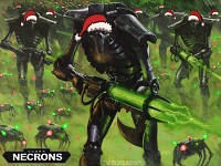 Merry Christmas 2014 to al Science Fiction Fans