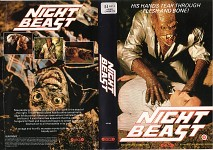 Night beast cover