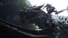 Transformers 4 movie - Dinobot optimus prime