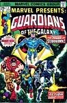 Guardians of the Galaxy - comic book Starhawk