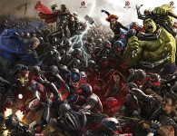 Avengers - age of Ultron - movie 2015 wallpaper xl