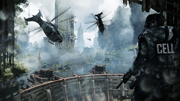 crysis 3 game coming early 2013