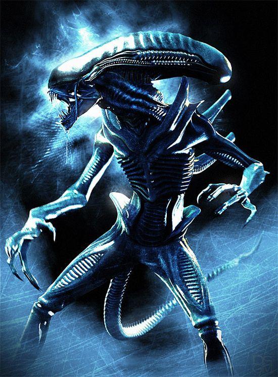 Alien. O_O =D =P XD
