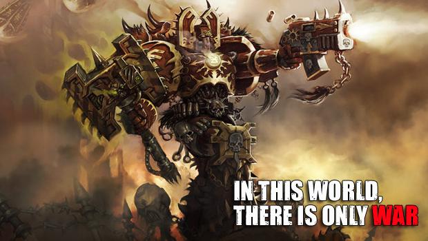 warhammer law