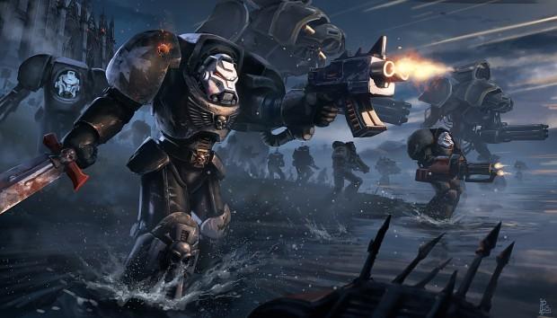 Warhammer 40.000 - Terminator Wallpaper Coool
