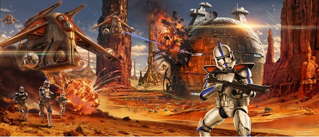 Geonosis - Star Wars
