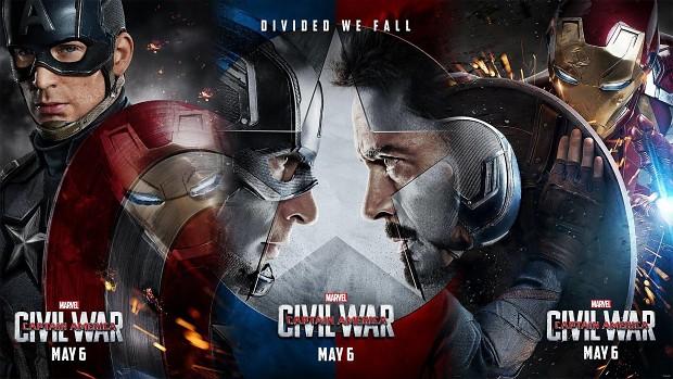 Captain America - Civil War movie 2016 wallpaper image