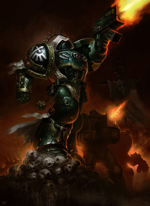 warhammer dark angels