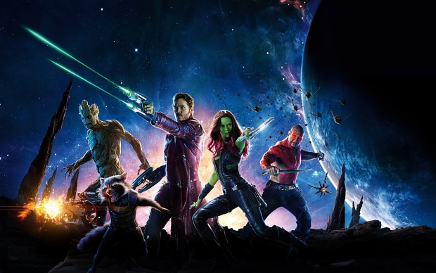 Guardians of the Galaxy wallpaper art movie