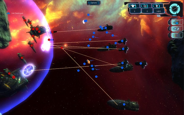 gemini wars game picture 2