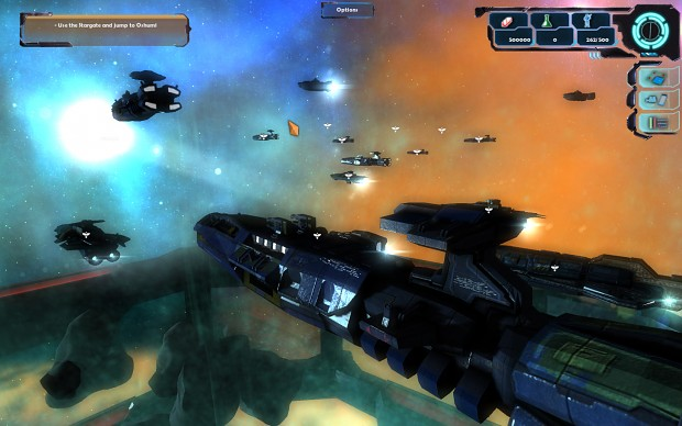 gemini wars game picture 1