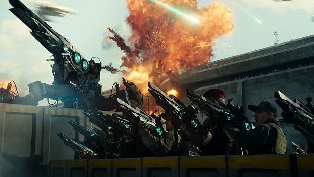Independence Day Resurgence - Movie pic aim