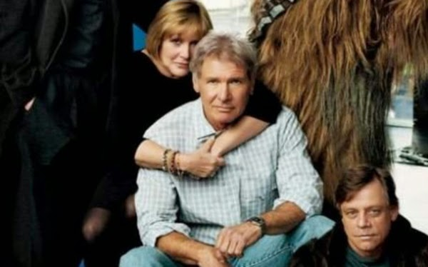 Star wars 7 cast picture