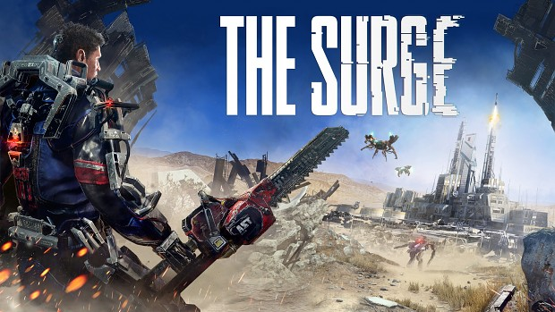 The Surge - Game artwork