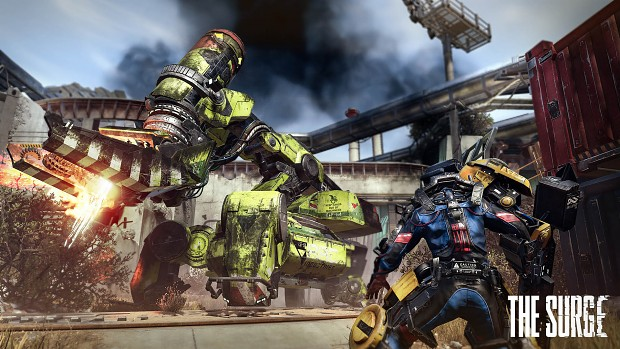 The Surge - Gameplay Wallpaper