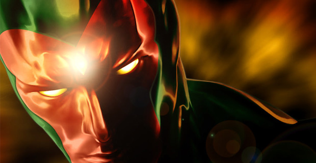 Vision is coming Avengers movie 2015