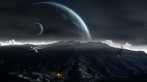 Space Wallpaper - background