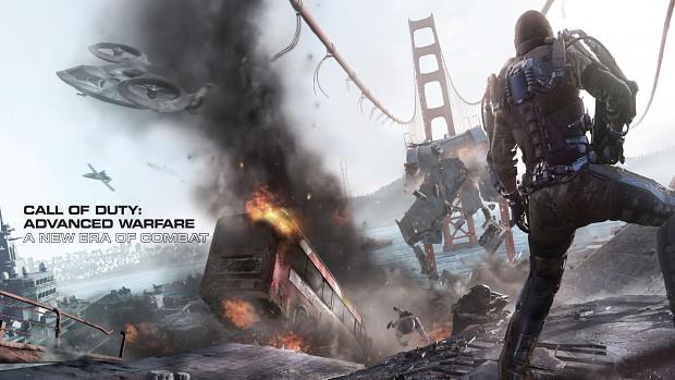 Call of Duty - Advanced Warfare - wallpaper