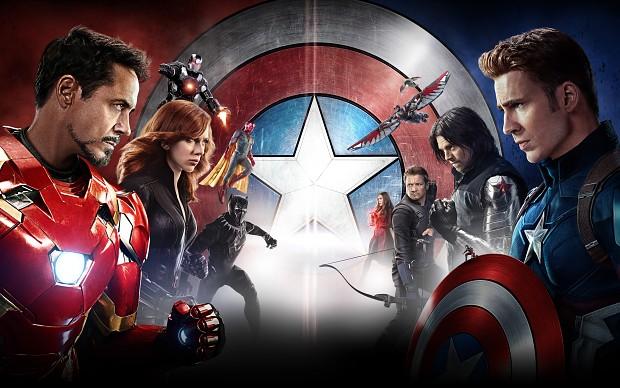 Captain America - Civil War - movie 2016 pic 3 image - Dark