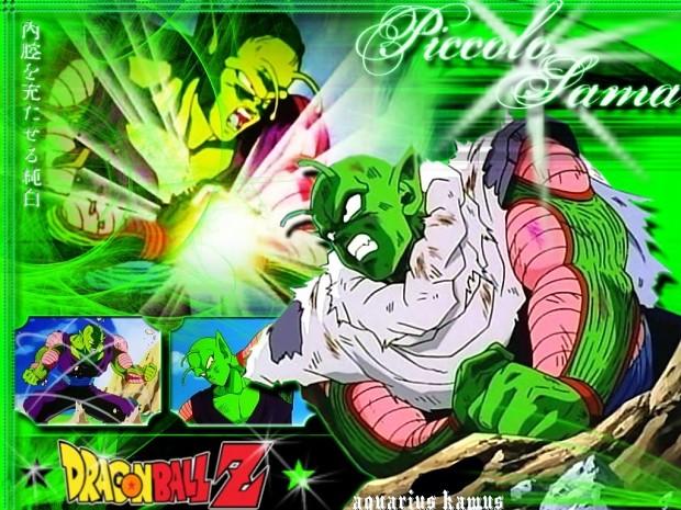 Dragonball Z Wallpaper Piccolo