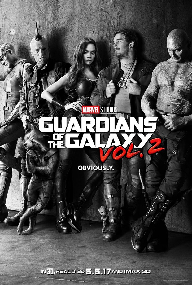 Guardians of the Galaxy 2 - Coming Soon Poster