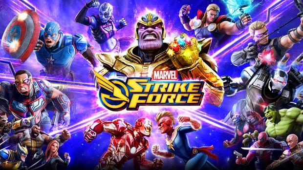 marvel strike force avengers endgame additions