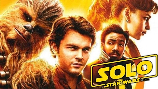 Solo a star wars story - let it begin