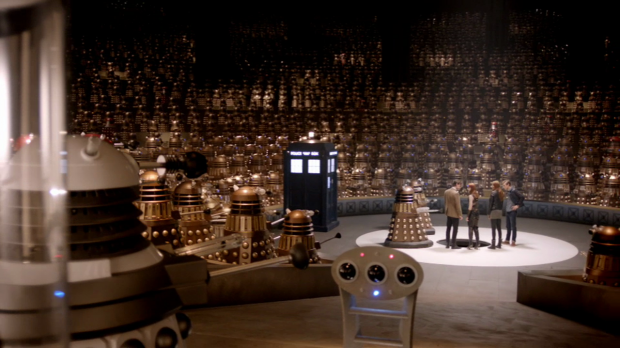 dr who- dalek council