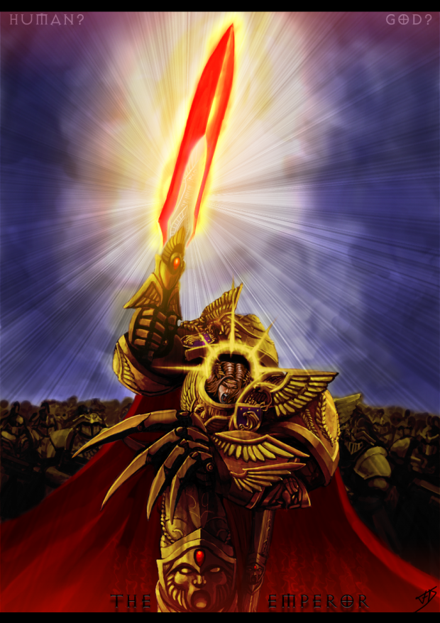 warhammer emperor in him we trust