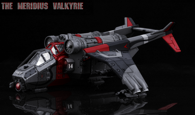 The Meridius Valkyrie