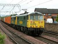 Freightliner loco's