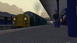 BR class 55