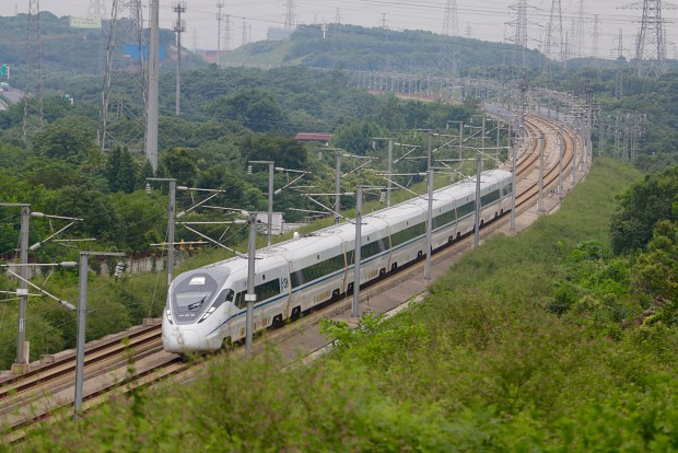High Speed Trains of China