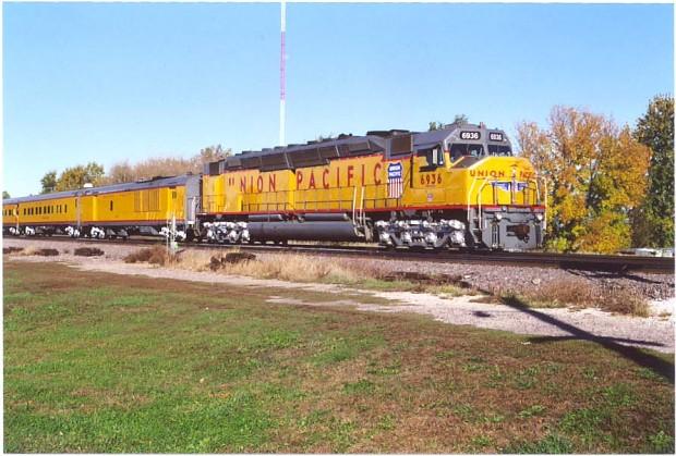 behemoth of the rails