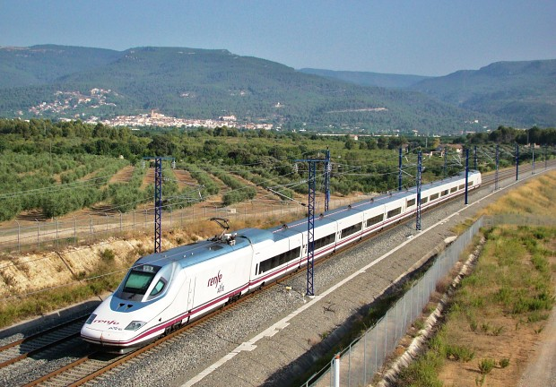 Renfe S-102 / S-112 AVE