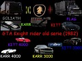 Knight Rider Old Serie Modding team company