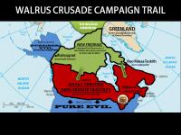 Walrus Crusade Campaign Trail