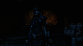 My skyrim character